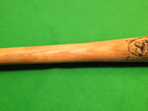 Foam Rubber Baseball Bat