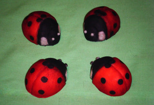 Foam Ladybugs - Foam Sets