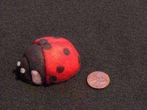 Foam Ladybug - foam sets