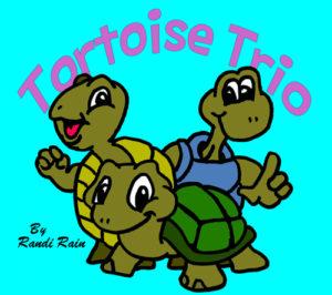 tortoise trio